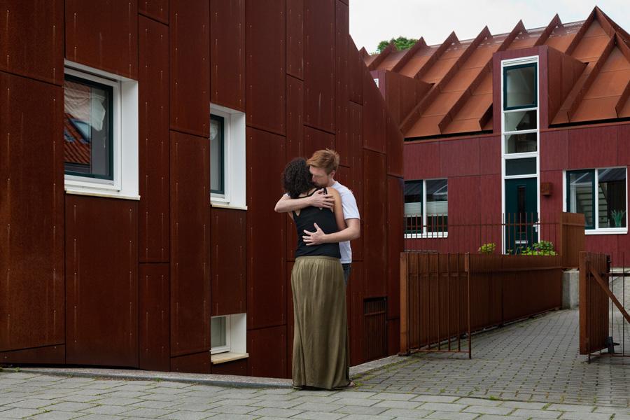 Rik Schutte - Recognise Me - Graduation Project 2014 - Roodkapje - Rotterdam