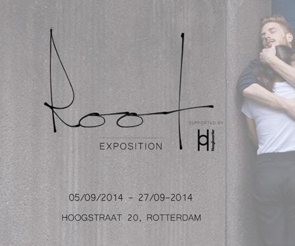 Rik Schutte, Recognise Me, Root Exposition Invitation, 2014